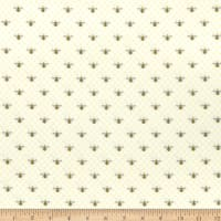 Laura Ashley Summer Blooms Bee Yellow