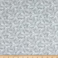 Henry Glass Calming Tides Packed Shells Grey