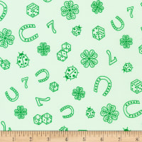 Kaufman on The Lighter Side 2 Lucky Charms Green