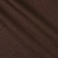 Richloom Fortress Home Bowie Faux Linen Chocolate