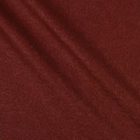 Richloom Fortress Home Bowie Faux Linen Cranberry