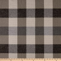 Richloom Fortress Clear Pittman Woven Brownstone