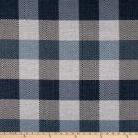 Richloom Fortress Clear Pittman Woven Denim