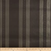 Ralph Lauren Home Tuxedo Club Stripe LWP66191W Black Wallpaper (11 Yards, Double Roll)