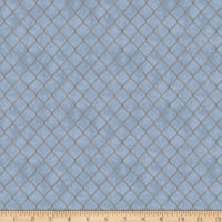 Songbook Ballgame Fence Light Blue