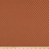 New Circa Essentials Dotted Grid Rust