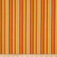 Tarrington Pencil Stripe Mustard