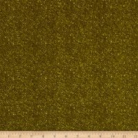 Maywood Studio Woolies Flannel Nubby Tweed Green