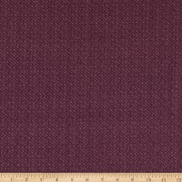Maywood Studio Woolies Flannel Poodle Boucle Deep Berry