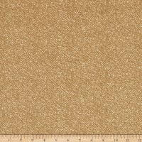 Maywood Studio Woolies Flannel Nubby Tweed Cream