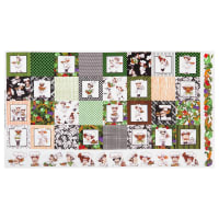 "Loralie Designs Digital Fun Chefs Medley 24"" Panel Pack Multi"
