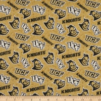 NCAA UCF Knights Tone on Tone Cotton Multi