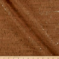 Belagio Cork Fabric Plain Natural