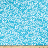 Andover By The Sea Waves Teal