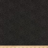 Andover Sunny Bee Seed Dots Black