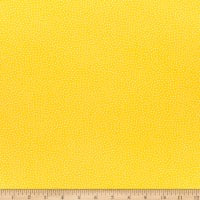 Andover Sunny Bee Seed Dots Yellow