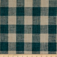 P Kaufmann Fair & Square Woven Blue Spruce