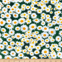 Timeless Treasures Freedom Farm Daisies Multi