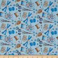 Whistler Studios A Stitch In Time Sewing Essentials Aqua