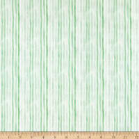 Windham Fabrics Love Letters Watercolor Stripe Apple