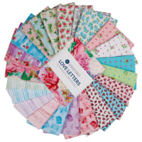 Windham Fabrics Love Letters Shannon Christensen Fat Quarter Bundle Multi 24pcs