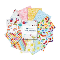 Windham Fabrics Rain Or Shine Fat Quarter Bundle Multi 12pcs