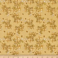 Windham Fabrics Tell The Bees Bee Blossom Honey