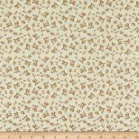 Windham Fabrics Tell The Bees Dandelion Ditsy Cream