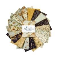 Windham Fabrics Tell The Bees Fat Quarter Bundle 18 Pcs Multi