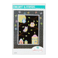 Windham Fabrics Whoos Hoo Owlbert & Friends Quilt Kit Multi