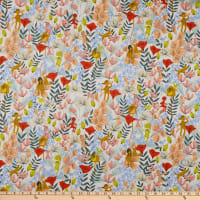 Windham Fabrics Playground In The Flowers Multi