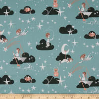 Windham Fabrics Playground Among The Stars Dark