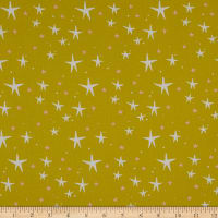 Windham Fabrics Playground Starry Citrine