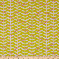 Windham Fabrics Playground Beanstalk Yellow