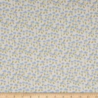 Windham Fabrics Playground Cloud Swinging Blue