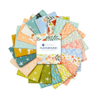 Windham Fabrics Playground Fat Quarter Bundle Multi 20pcs