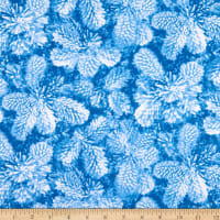 Kanvas Pearl Frost Frosty Pine Cones Royal