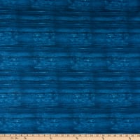 "Contempo Washed Wood Wide Back 108"" Harbor Blue"