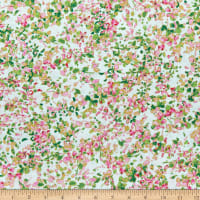 Kanvas Watercolor Wishes Petal Party Sage/Pink