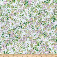 Kanvas Watercolor Wishes Petal Party White/Lilac