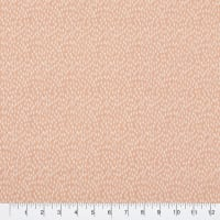 Fabric Editions Charming Woodland Coral
