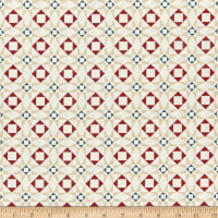 Riley Blake American Legacy Geometric Cream