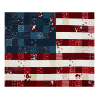 "Riley Blake American Legacy 36"" Panel Multi"