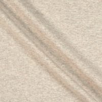 Fabtrends Heathered French Terry Solid Taupe