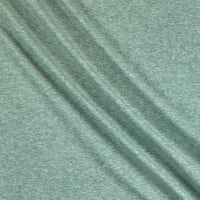 Fabtrends Heathered French Terry Solid Green