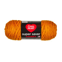 Red Heart Super Saver Chunky Yarn Goldenrod Yellow