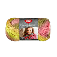 Red Heart Unforgettable Yarn, Sugarcane