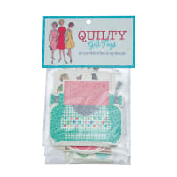 Riley Blake Lori Holt Gift Tags Quilty Set of 24