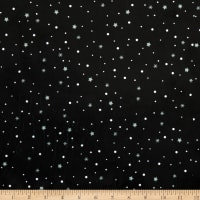 EZ Fabric Minky We are Sparkle & Shine  Dancing Stars Sparkle