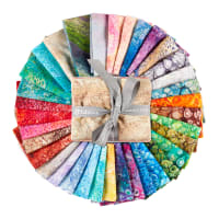 QT Fabrics Fusion Fat Quarter Bundle 36 Pcs Multi